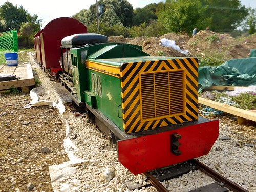 Blyth Valley Light Railway at Southwold