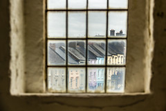 Ireland - Cahir - Castle - Through the window (Marcial Bernabeu) Tags: marcial bernabeu bernabéu cahir castle castillo ventana window old marc