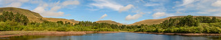 Lower Neuadd Reservoir Panoramic