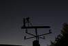 Astro weather vane (ArthurFentaman) Tags: weathervane night astronomy big dipper plough ursa major