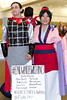 Mulan and Shang object to whitewashing (Dan Skorupka) Tags: protest protestsign whitewashing shang mulan mushu crikee disney bostoncomiccon cosplay