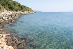 Pema e Thate, Ksamil, Albania (Tokil) Tags: pemaethate ksamil albania southalbania balkans east trip travel colors sea mediterranean summer nature landscape seascape water rocks coast shqipëri shqipëria nikond90