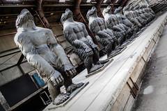 Ansichten (Frank Lindecke) Tags: nordart kunstwerk carlshütte wwwnordartde