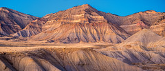 Alpenglow Reflects on the Book Cliffs (J.T. Dudrow Photography) Tags: grandjunction grandvalley bookcliffs colorado coloradolandscape coloradoscenery coloradoplateau westerncolorado westernslope palisade fruita coloradophotography westernunitedstates