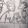 #rabiscos (Inteligivel) Tags: desenhos ilustrações