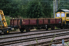 112242 Northampton 240717 (Dan86401) Tags: 112242 oca ocan bass dropsideopen wagon br fishkind fourwheeled freight ews db dbcargo engineers departmental infrastructure civilengineer northampton wcml 6x27