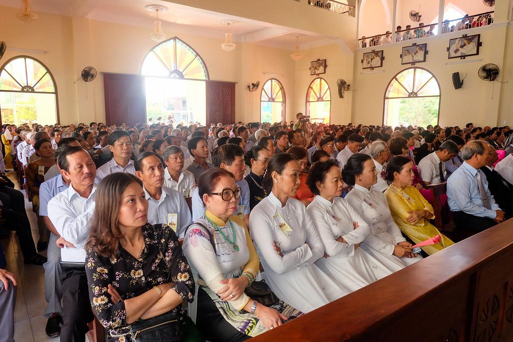 Thánh lễ tạ ơn khánh thành nhà thờ Hòa Cường – Giáo phận Đà Nẵng - Ảnh minh hoạ 26