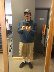 August 6: Outlet Shopping (earthdog) Tags: 2017 earthdog self selfie mirror mirrorproject store shopping lgenexus5x lge nexus 5x androidapp moblog cameraphone project365 3652017