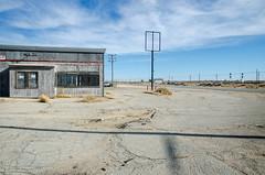 Boron (philippe*) Tags: boron california abandoned desert decay