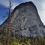 Standing in Awe of Liberty Cap (Yosemite National Park) thumbnail