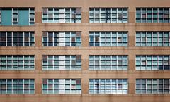 Soho Lofts on Eglinton (Jack Landau) Tags: building facade grid architecture city urban pattern eglinton soho lofts toronto ontario canada design midtown jack landau