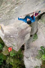 RT (gomezthecosmonaut) Tags: climbing zen richardthomson newzealand sonya99ii routeclimbing whanganuibay minolta70200mmf28afdssm rockclimbing