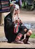 Woman from the Karen Hill Tribe, Chiang Rai Province, Thailand (JH_1982) Tags: woman karen hill tribe kayin kariang yang กะเหรี่ยง ยาง 克伦族 カレン族 카인족 карены traditional clothing countryside village villages chiang rai province thailand ประเทศไทย kingdom ราชอาณาจักรไทย tailandia thaïlande thailandia tailândia 泰国 タイ王国 таиланд 타이 थाईलैण्ड