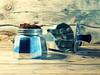 espresso (annalobergh) Tags: caffè coffee caffeina espresso moka caffettiera legno bialetti