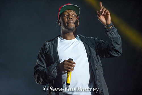 Dizee Rascal at Bestival 2017