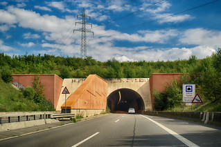 Tunnel Berghofen B236