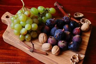 Fichi e uva 2