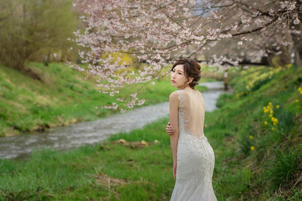 婚攝小勇,小寶團隊, Niniko, 自助婚紗, 海外婚紗,河口湖,櫻花,富士山-006