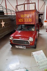 Waspy's Mini Tours (petrOlly) Tags: europe europa germany deutschland speyer museum car cars object objects