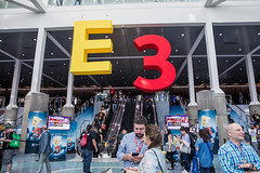 Electronic Entertainment Expo 2017 - E3 (J. Aaron Delgado) Tags: electronicentertainmentexpo e3 videogames events electronic entertainment expo nintendo xbox microsoft playstation sony bethesda 2k losangeles los angeles convention center