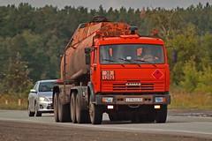 KamAZ-54115  С 516 ЕЕ 45 (RUS) (zauralec) Tags: kurgancity therouter254irtysh автомобиль грузовик трассар254иртыш иртыш курган трасса город kamaz54115 с 516 ее 45 rus