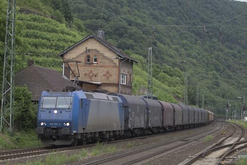 D Railtraxx 185 515-4 Kaub 17-06-2017