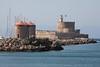 Rhodes : Mandraki (Maillekeule) Tags: grece greece rhodes rodos dodecanese ile isle port harbour mandraki moulin aegean