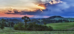 IMG_0480-81Ptzl1TBbLGER (ultravivid imaging) Tags: ultravividimaging ultra vivid imaging ultravivid colorful canon canon5dmk2 clouds landscape lateafternoon latesummer sunsetclouds scenic evening twilight pennsylvania pa panoramic painterly rural rainyday fields farm sky