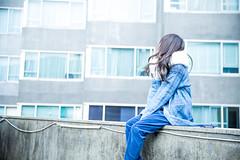 A Girl Takes Photos (Dick Thomas Johnson) Tags: japan tokyo shibuya harajuku 日本 東京 渋谷 原宿 コープオリンピア coopolympia highschoolgirl 女子高生 jk highschoolstudent 高校 高校生 highschool student