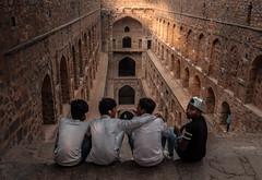 After school (Sumitra Sarkar) Tags: nikond90 ugrasen ki baoli new delhi india