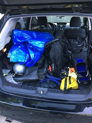 Gear packed (billybob298) Tags: scuba drysuit diving