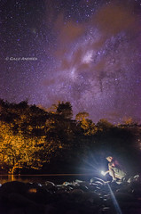 Amazon night (Galo Andrés) Tags: gualaquiza stars amazon ecuador
