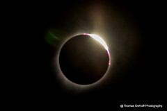 Diamond Ring Total Solar Eclipse 8-21-17 Central Nebraska (Thomas DeHoff) Tags: total solar eclipse diamond ring sony a580 tamron 150600