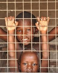 Smiling Sierra Leoneon faces