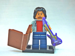 Brick Yourself Custom Lego Figure Play me a Story