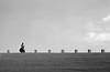 |_i_|_|_|_|_| (Johuhe) Tags: coast dike patterns geometry silhouette figure human sky abstract katwijk netherlands holland medium format 6x9 agfa record iii film analog monochrome bw kodak tmax 400 xtol home developed epson v500