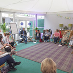 Creative Writing Workshop in The Greenhouse