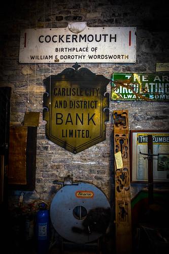 J B Banks & Sons Ltd, Cockermouth, Cumbria