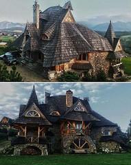 #FOTO - ¿Vivirías en esta casa en Polonia? (vgcouso) Tags: foto polonia