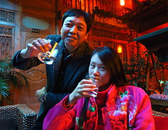The Guesthouse (CNDoz) Tags: cndoz guests guesthouse cheers lijiang portrait