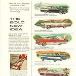 1956 Studebaker-Packard President - Four Hundred - Clipper - Golden Hawk - Caribbean Advertisement Time Magazine May 21 1956 thumbnail