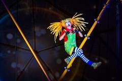 GLOBE by Close-Act Theatre (BP Chua) Tags: people performer globe closeact theatre perform circus clown gymnatics netherland canon 1dx 70200mm telephoto girl art sgnightfest nightfestival night festival