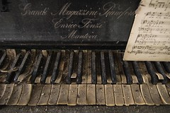 9 crimes (Denisa Colours of Decay) Tags: abandoned abandonedplace abandonedplaces piano pianolover abandonedpiano decay forgotten lost enrico italy italia urbex castle urnabexploration urban explore infiltration canon czphoto detail