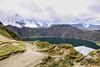Caldera Lake of Quilotoa