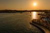 Malta Evening Sun-5 (Alex Ignatov) Tags: europe malta beach evening landscape nature people rock sea seascape sun sunset