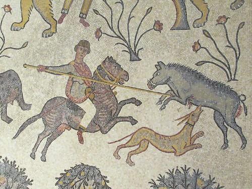 Horseman Mosaic