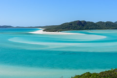 Whitsunday Islands, Australia - Whitehaven Beach (Paradise On Earth) (GlobeTrotter 2000) Tags: airlie australia queensland beach clear explore islands paradise pristine sand sea tourism travel tropical water whiteheaven whitsunday