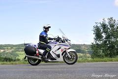 Tour du Chablais Léman-Portes du Soleil (joménager) Tags: course cycliste lémanportes du soleil nikon afs 24120 f4 d3 passion tour chablais yamaha fjr 1300 cyclisme moto police sport