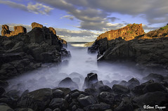0S1A6105enthuse (Steve Daggar) Tags: kiama bombo seascape sunset sunrise landscape longexposure