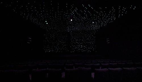 Stars in the cinema